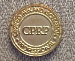 Certified Park & Recreation Professional Lapel Pin