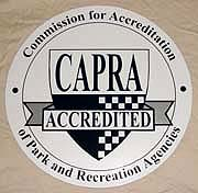 CAPRA Adhesive Decal (Small)