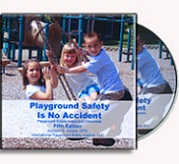 Playground Safety is No Accident 5th Edition CD Only